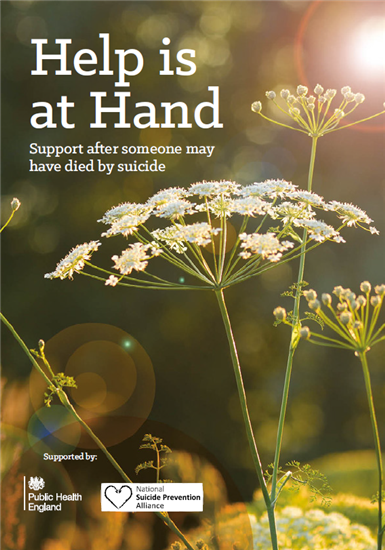 help is at hand cover shot