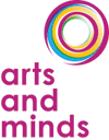 Arts and Minds logo