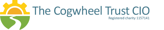 Cogswheel trust logo