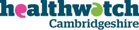 HEalthwatch cambs logo