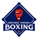 Brothers through boxing logo