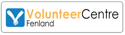 Fenland volunteer centre logo