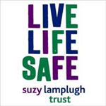 Suzy lampugh logo