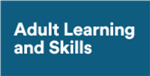 Adult learning and skills logo