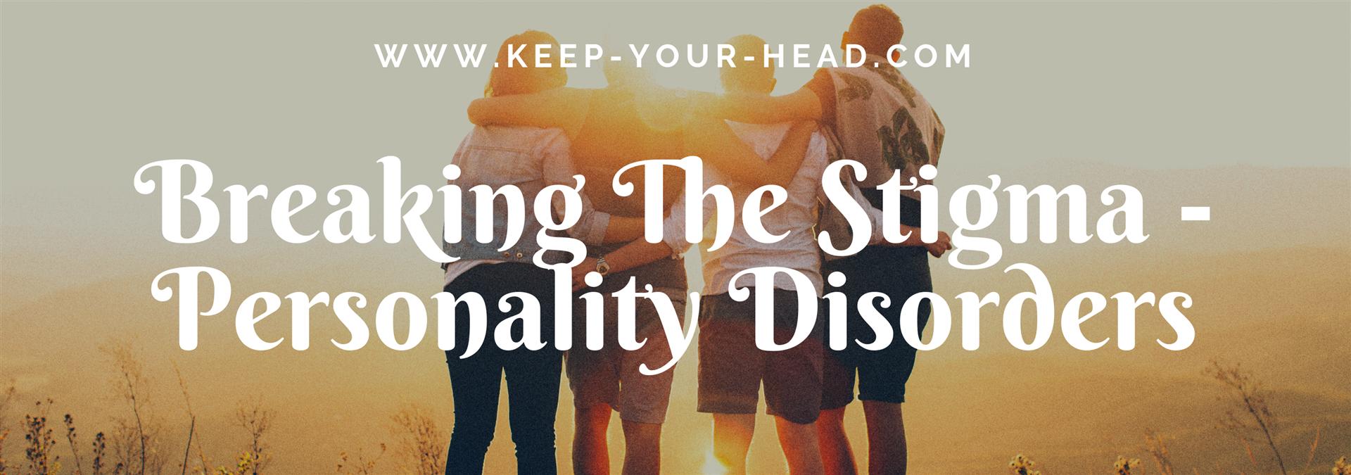 Personality Disorders stigma